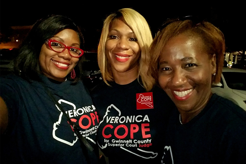 News - Veronica Cope for Gwinnett State Court Judge